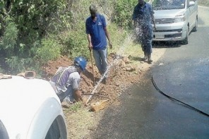 Water Supply To Be Cut Off, But NWC Can Not Say How Long Repairs Will Take