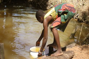 BRING ON THE BACTERIA: STANDARD TREATMENT WAYS NOT ENOUGH TO SUPPLY SAFE DRINKING WATER!