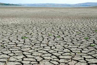 Drought Because Of Weather