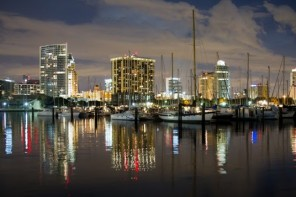 The ST.Pete's Waterfront Is Another Masterpiece Of The City