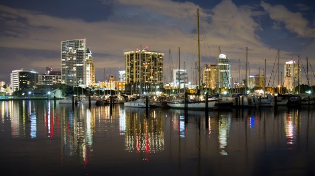 ST.Pete's Waterfront