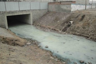 polluted water is also damaging the human