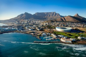The Cape Town Water Supply Risk The Lives