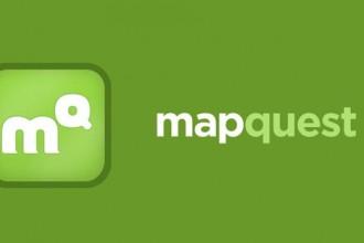 Mapquest-iPhone-App