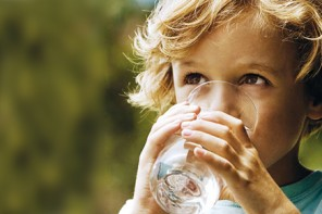 Children should be focused to drink more Water