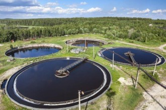 New Fracking Wastewater Technology