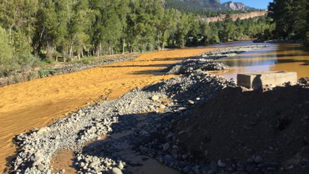Toxic Water Into The Animas River – EPA Claimed The Responsibility