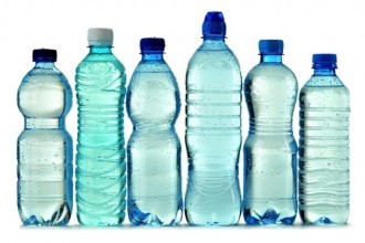 plastic bottles for water
