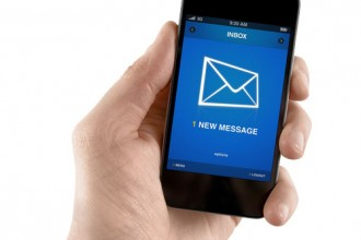 E-mail, voice mails