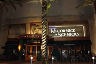 Mccomick And Schmick's