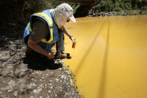 EPA Assured That The San Juan River Water Is Clean Now