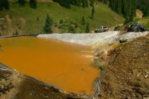 EPA Condemned For Toxic Water Spill