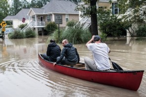 Management Problems Have Been Highlighted After Flood In South Carolina