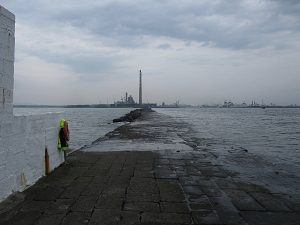 Daily High-Tide Flooding Possible By End of Century