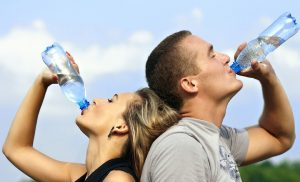 "Can you get ""drunk"" by drinking too much water?"
